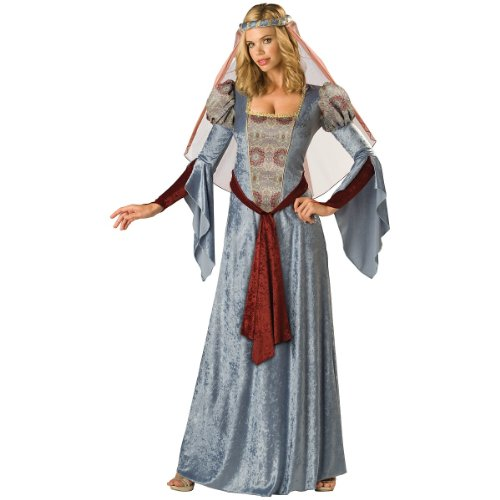 Maid Marian Costume - Medium - Dress Size 6-10