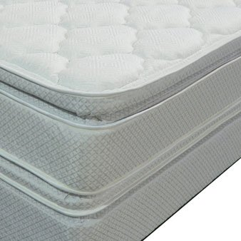 King Corsicana 8220 Double Sided Pillow Top Mattress Huge Discount