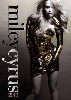 Miley Cyrus 2012 Calendar