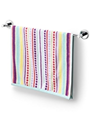 Striped & Spotted Towel