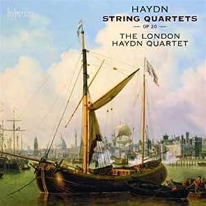 Haydn: String Quartets Opus 20 'Sun'