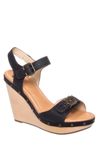 Dr. Scholl's Original Collection Lucia High Wedge Ankle Strap Sandal