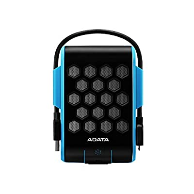 ADATA USA DashDrive Durable HD720 2TB USB 3.0 External Hard Drive Water proof, Dust proof, Shock Proof (AHD720...