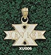 Xavier Univ &quot;Xavier&quot; Thru &quot;X&quot; Charm/Pendant