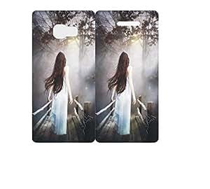 Techno Gadgets Flip Cover for Samsung Galaxy J5 Prime