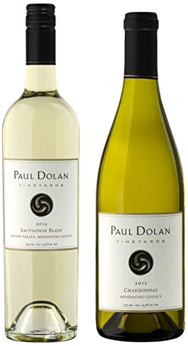 Paul Dolan Best Of Mendocino Organically Grown Whites Mixed Pack, 2 X 750 Ml
