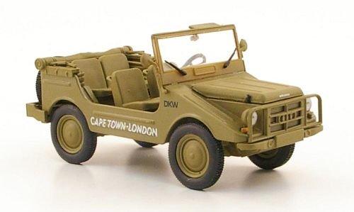 DKW Munga 4, Kapstadt - London, Modellauto, Fertigmodell, Starline 1:43