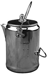 Coleman 9-Cup Aluminum Coffee Pot made by Coleman