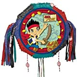 Disney Jake and the Never Land Pirates Drum Pull Pop-out Pinata