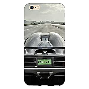 Jugaaduu Super Car Koenigsegg Back Cover Case For Apple iPhone 6 Plus