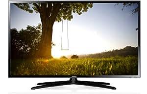 "Samsung UE55F6100 TV LCD 55"" (138 cm) LED HD TV 1080p 3D 2 paires de lunettes 3D 200 Hz 2 HDMI USB Classe: A+"