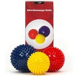 j/fit Mini Massage Balls (Set of 3)