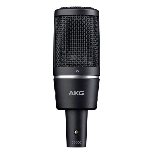 Akg Pro Audio C2000 Condenser Microphone, Cardioid