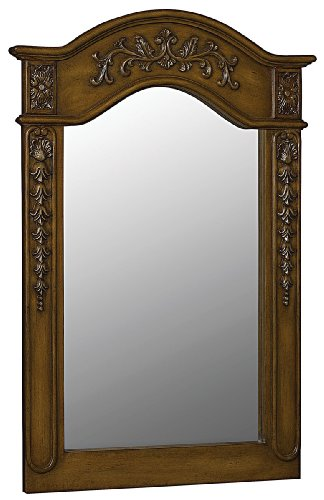 Vintage Dressing Table With Mirror front-179737