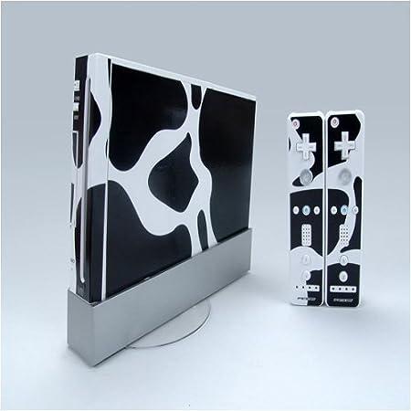 Wii Dual Colored Skin Sticker,Wii0620-18