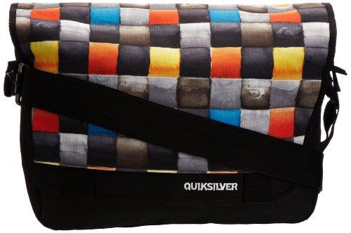 Quiksilver, Borsa per PC portatile uomo Laptoptasche Tocador Redemption X3 , Multicolore (Tango), Taglia unica