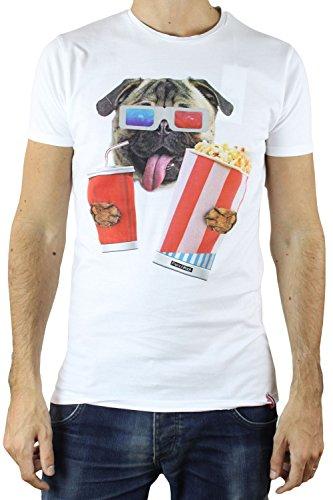 French Kick - Maglietta French Kick Pop Corn Dog - XL
