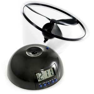 Tech Tools Flying Alarm Clock