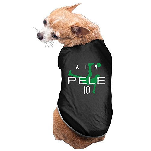 PET-Cute Pele Brazil FIFA FIFA Air Pele Pet Dog Shirt. (Peloton Spin Cycle compare prices)