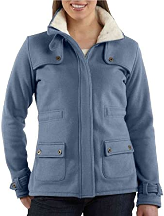 Carhartt Women's Sherpa Sweat Jacket