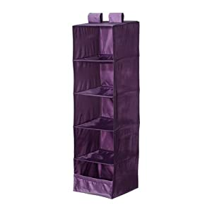 Amazon.com: Ikea Skubb Hanging Clothes Closet Storage Organizer Rack