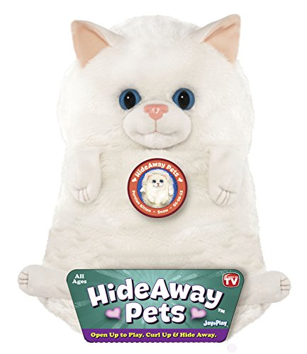 "Jay At Play 15"" Hideaway Pets (Persian Kitten)"