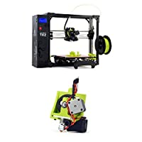 LulzBot TAZ 6 3D Printer with TAZ Flexystruder Tool Head V2