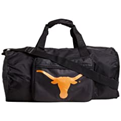 Buy NCAA Texas Longhorns Foldaway Duffle by Concept 1