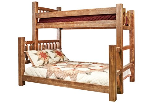 Bunk Beds Twin Over Full 3397 front