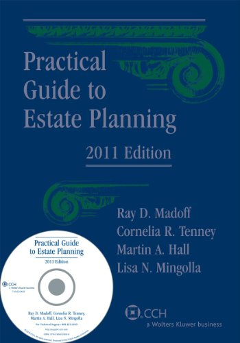 Practical Guide to Estate Planning, with CD (2011)
