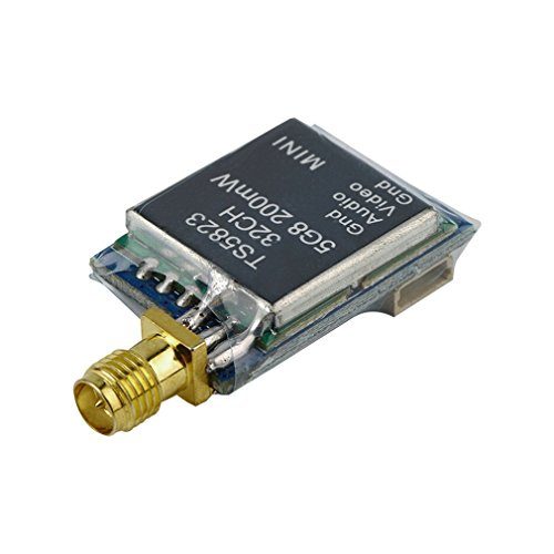 【ノーブランド 品】ファントムマルチローター用 軽量 5.8G 200mW 32CH AV 送信機モジュール TS5823