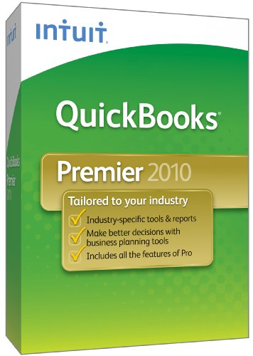 Quickbooks Premier 2010 [Old Version]