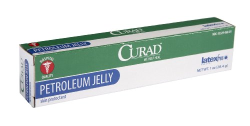 Curad Petrolleum Jelly I Oz. Tube 12/Case (Curad Petroleum Jelly Tube compare prices)