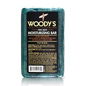 Woodys Moisturizing Bar 8 Oz
