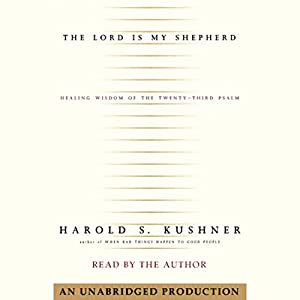 The Lord Is My Shepherd Audiobook