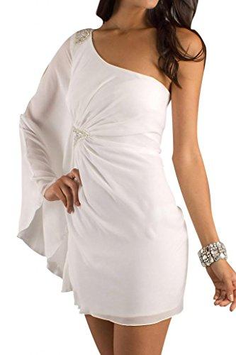 Gorgeous Bride -  Vestito  - Donna White 26W