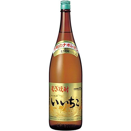 三和酒類 いいちこ 麦 25度 瓶 1800ml