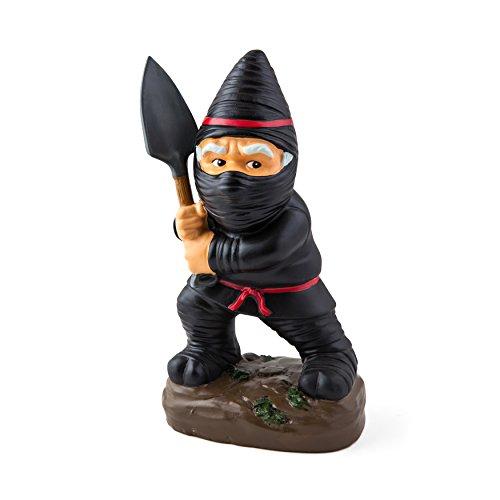 BigMouth Inc Ninja Garden Gnome Statues