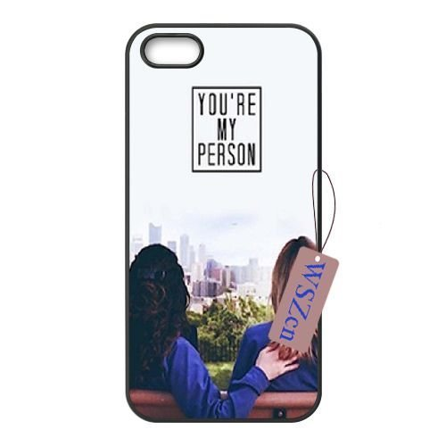 You are my person Case for Iphone 5,5S,diy You are my person case (My Person Phone Case compare prices)