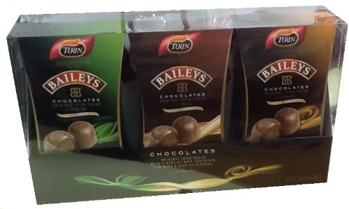 Turin: Baileys Non Alcoholic Milk Chocolates - 3 Flavor Gift Set