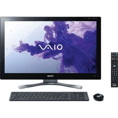 Sony VAIO L Series 24-Inch Black All-in-One EXTREME 512 GB SSD 16GB RAM (Intel Core i7 EXTREME i7-3920XM 3rd generation processor - 2.90GHz with TURBO BOOST to 3.80GHz, 16 GB RAM, 512GB SSD Hard drive, TOUCHSCREEN, Full HD 1080p 1920x1080 LED backlit display powered by BRAVIA X-Reality, TV Tuner with remote control, BLU-RAY, HDTV, Windows 7) Desktop PC TV Sony Touch Screen SVL Series LIMITED EDITION