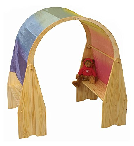 Playstand Arch (Unfinished) (Waldorf Store)