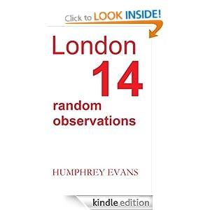 London: 14 RandomObservations