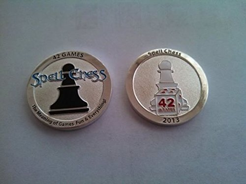 Spell Chess Coin