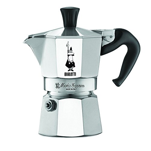Bialetti 9 Cup Moka Express Stovetop Espresso Coffee Maker Pot Latte 18 ounce (Cusinart Compact Toaster Oven compare prices)
