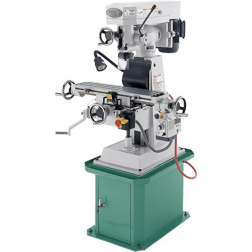Grizzly-G3103-Vertical-Mill-with-Table-Power-Feed