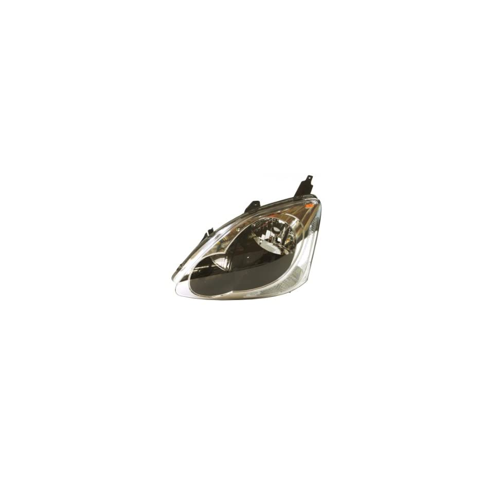 Genuine Honda Parts 33151 S5T A41 Driver Side Headlight Assembly Composite