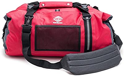 Aqua Quest 'White Water' Waterproof Duffel Bag Dry Bag 75L from Aqua Quest