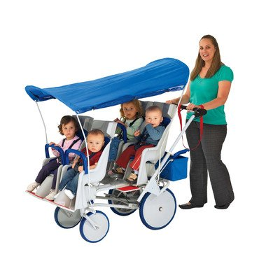 Angeles-Runabout-4-Passenger-Stroller