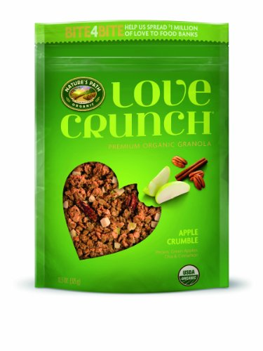 Love crunch granola review